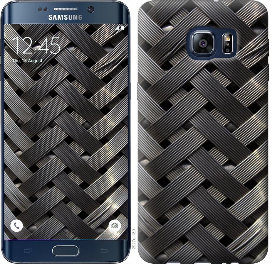 Чохол на Samsung Galaxy S6 Edge Plus G928  Металеві фони