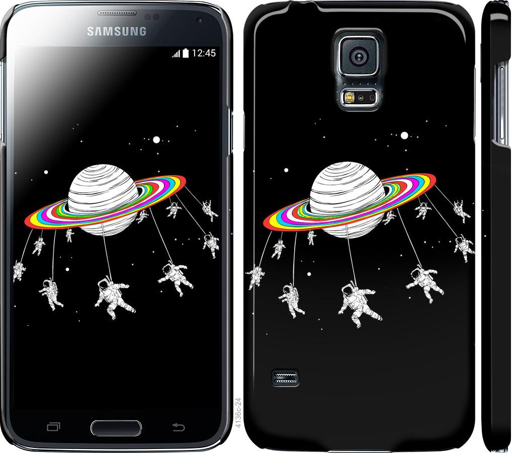 Чохол на Samsung Galaxy S5 g900h Місячна карусель