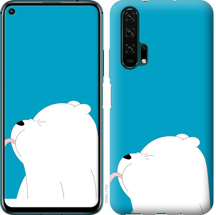 Чехол на Huawei Nova 6 Мишка 1