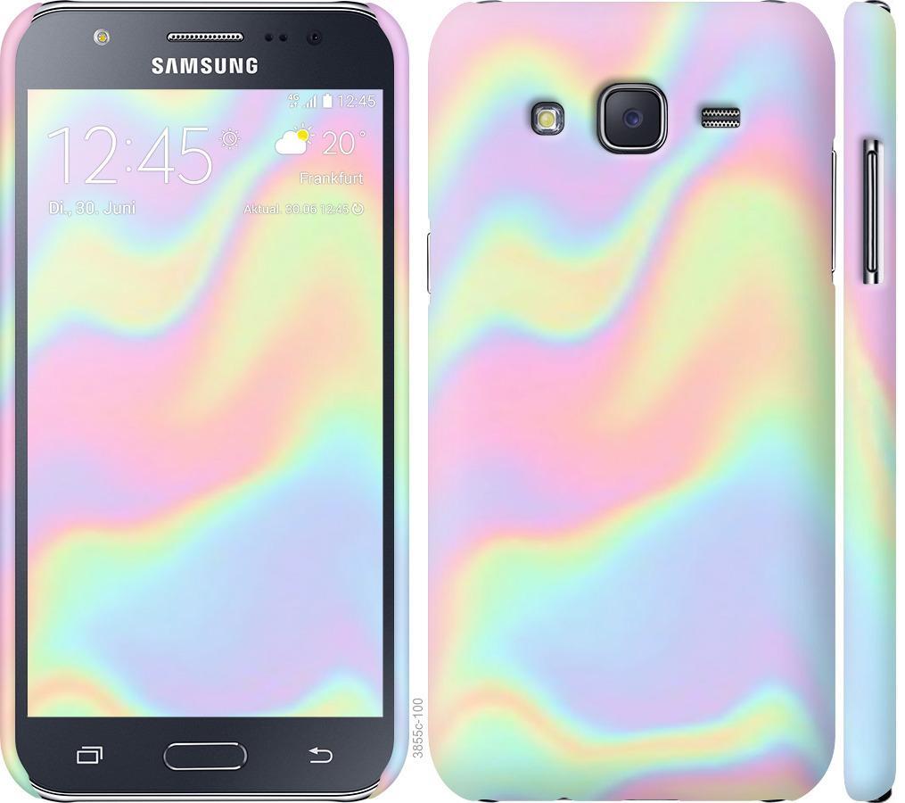 Чехол на Samsung Galaxy J5 (2015) J500H пастель