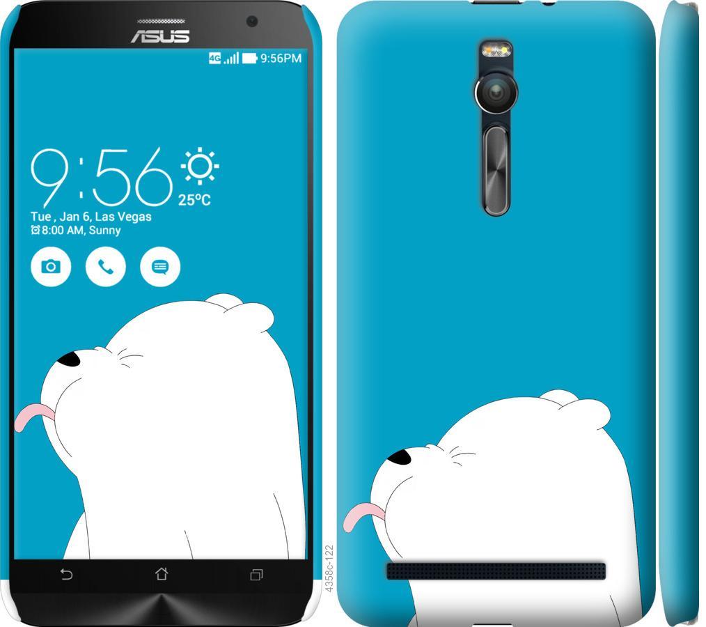 Чехол на Asus Zenfone 2 ZE551ML Мишка 1