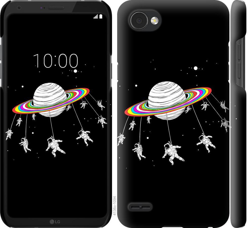 Чохол на LG Q6 Місячна карусель