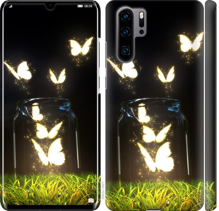 Чехол на Huawei P30 Pro Бабочки