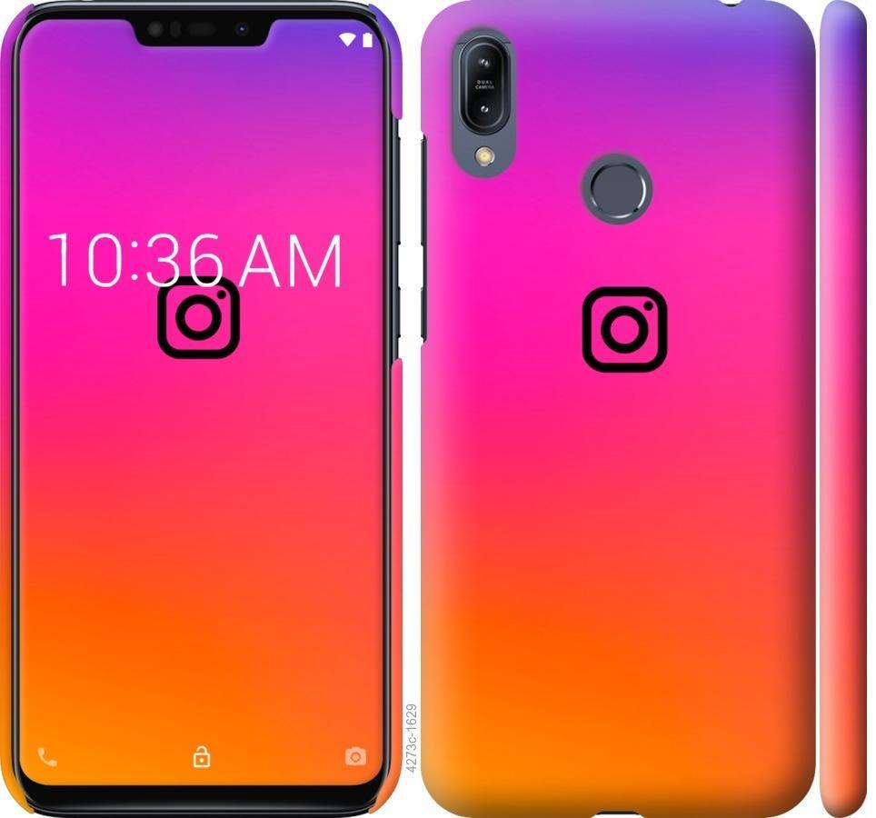 Чехол на Asus Zenfone Max M2 ZB633KL Instagram
