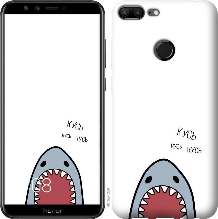 Чехол на Huawei Honor 9i Акула