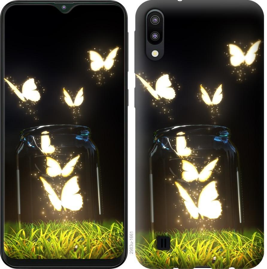 Чехол на Samsung Galaxy A2 Core A260F Бабочки