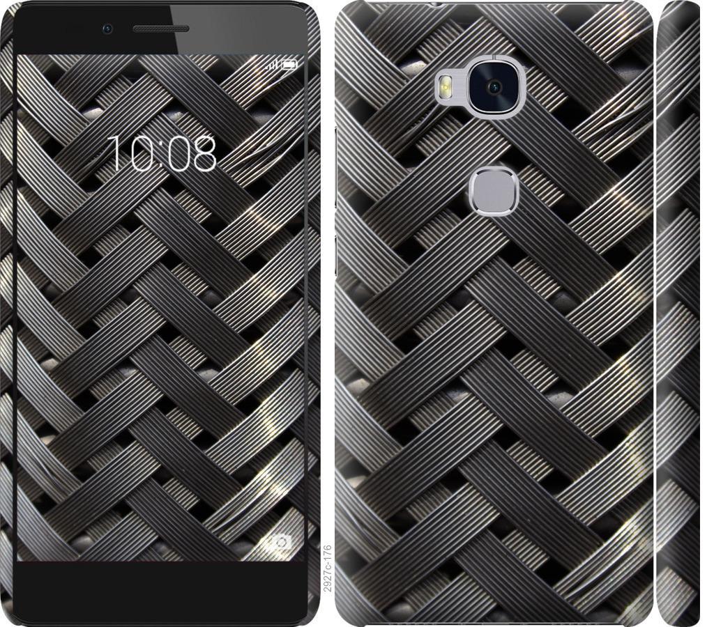 Чехол на Huawei Honor 5X Металлические фоны