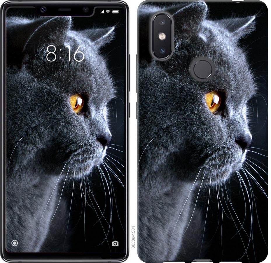 Чехол на Xiaomi Mi8 SE Красивый кот