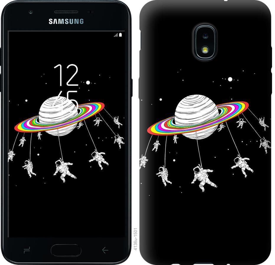 Чохол на Samsung Galaxy J3 2018 Місячна карусель