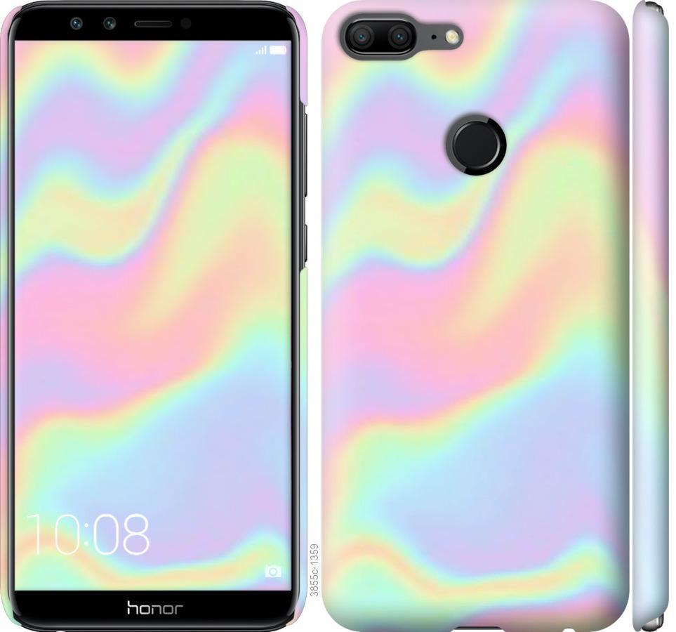 Чехол на Huawei Honor 9 Lite пастель