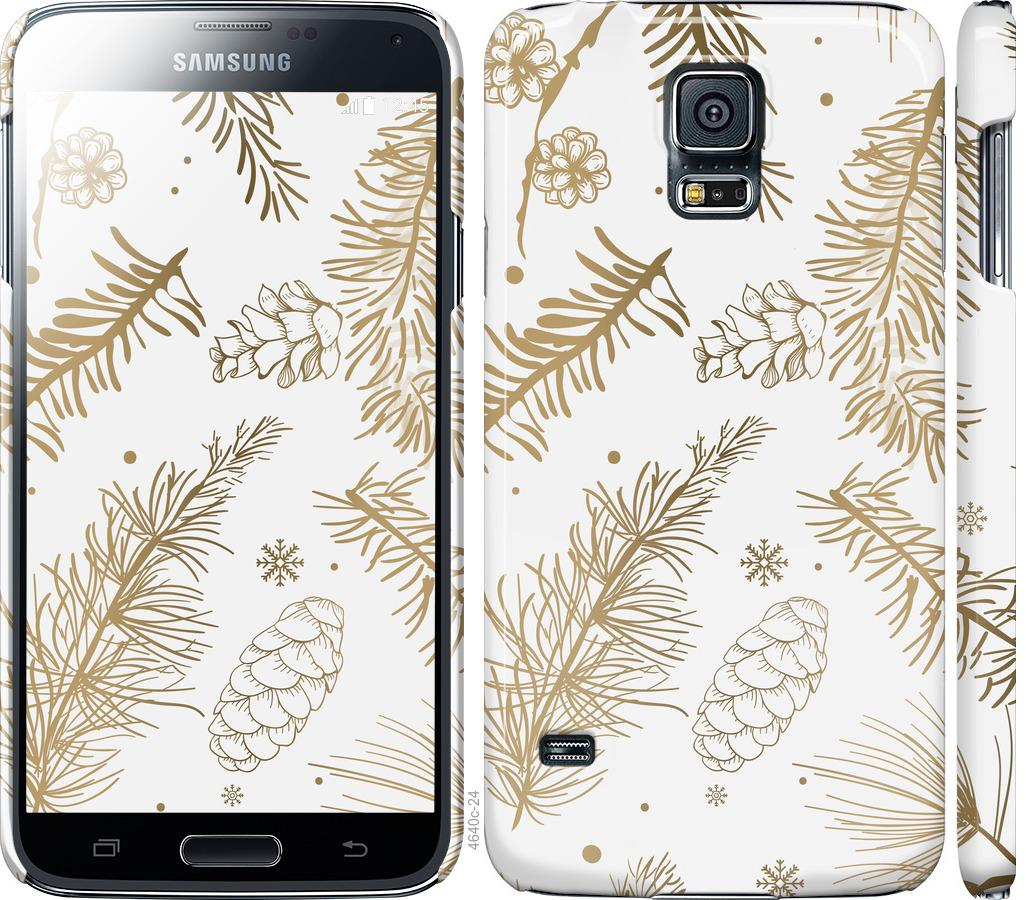Чохол на Samsung Galaxy S5 g900h Зимовий