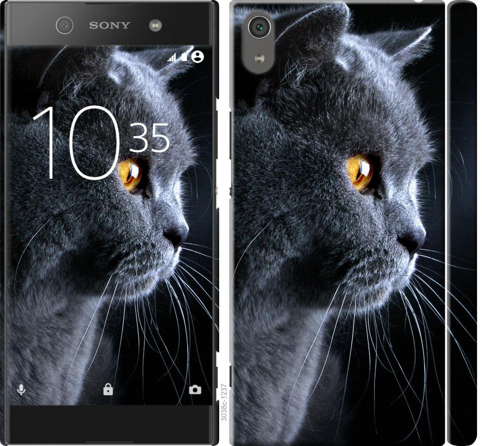 Чохол на Sony Xperia XA1 Ultra G3212 Гарний кіт