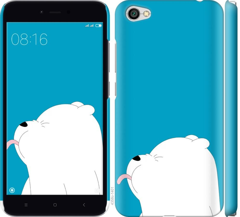 Чехол на Xiaomi Redmi Note 5A Мишка 1