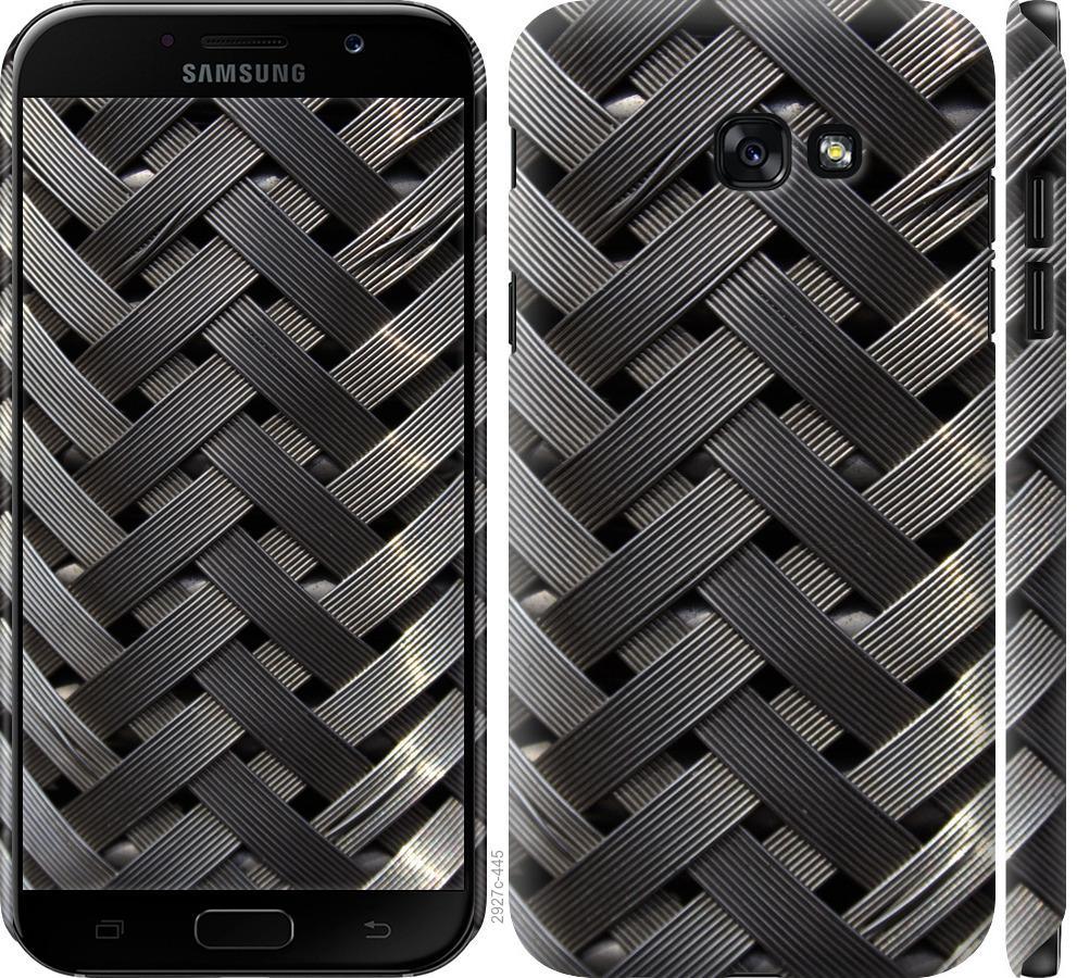 Чехол на Samsung Galaxy A7 (2017) Металлические фоны