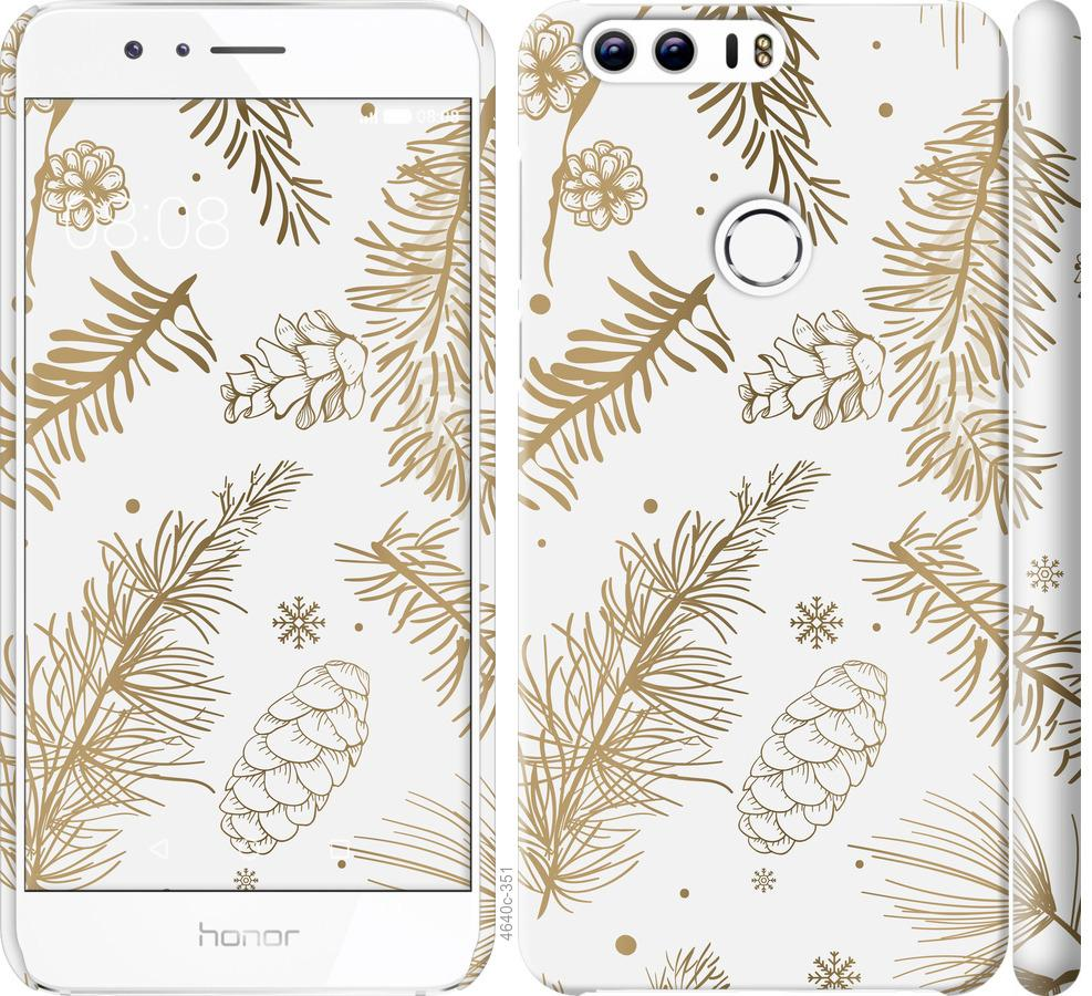 Чехол на Huawei Honor 8 Зимний