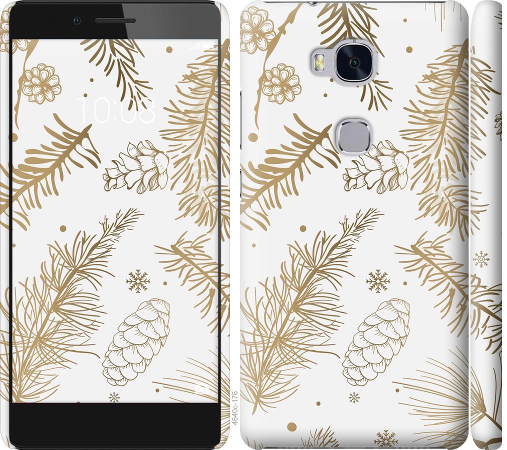Чохол на Huawei Honor 5X Зимовий