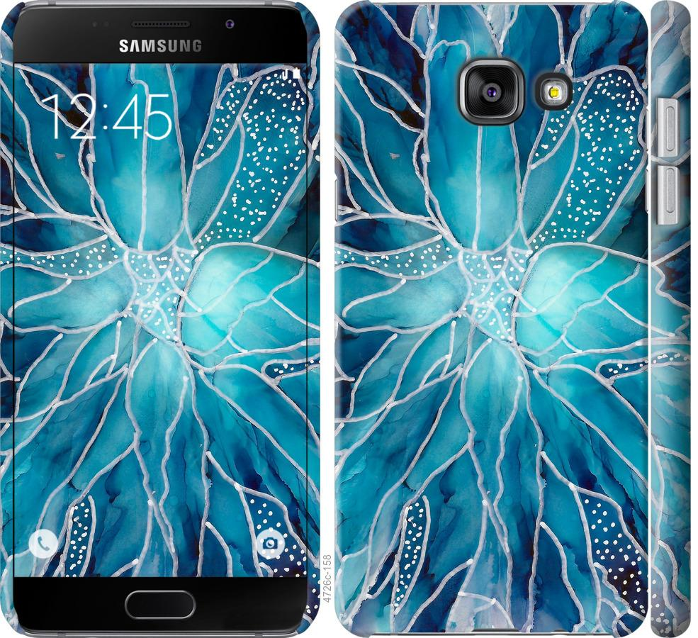 Чехол на Samsung Galaxy A5 (2016) A510F чернило