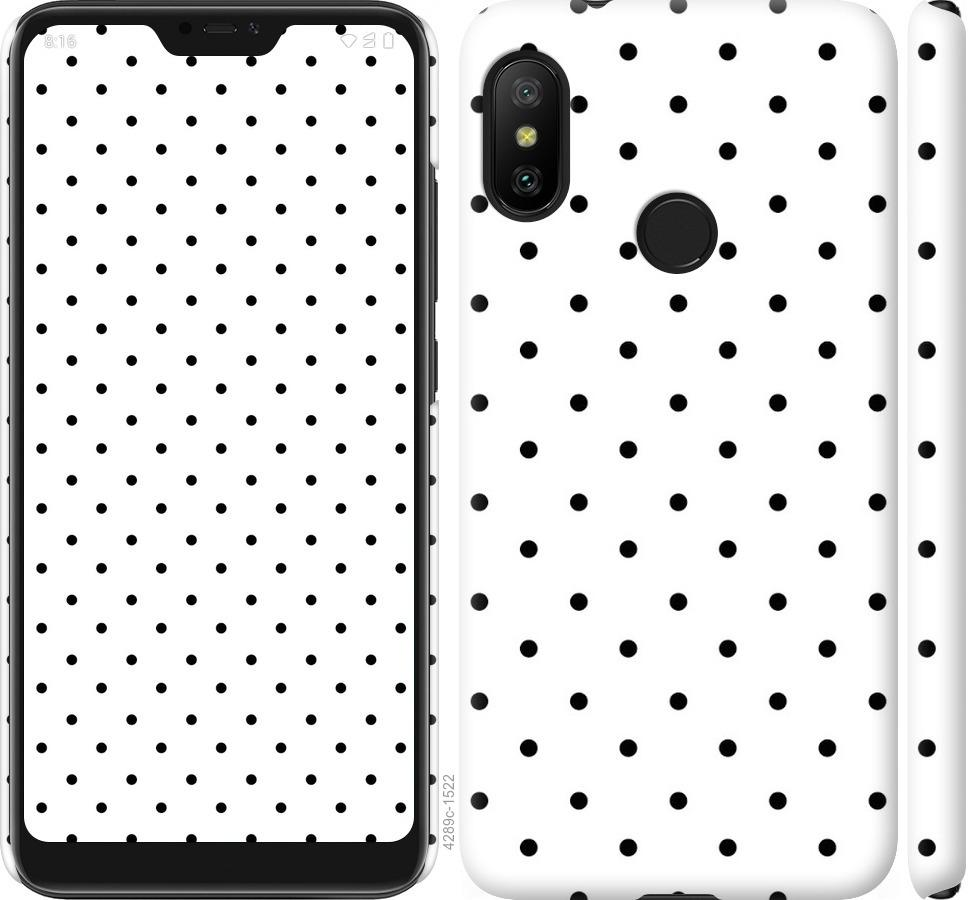 Чехол на Xiaomi Mi A2 Lite Горох