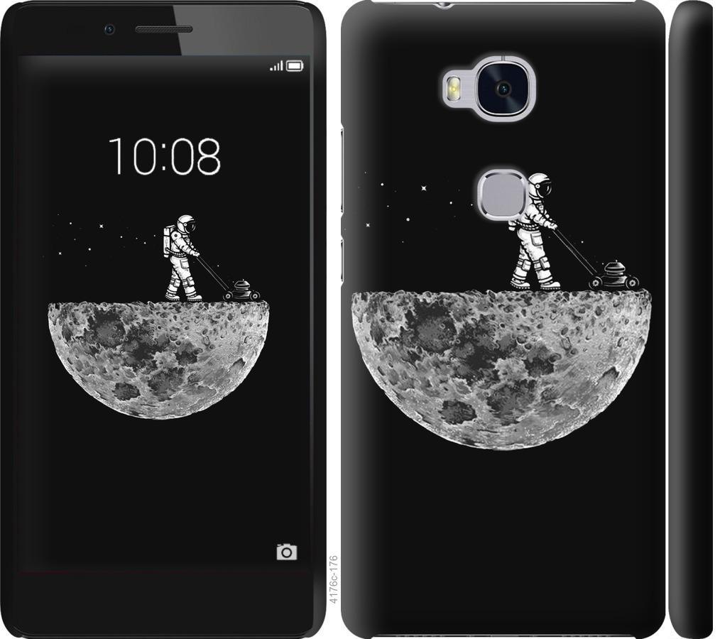 Чехол на Huawei Honor 5X Moon in dark