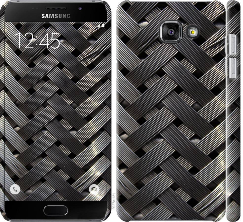 Чехол на Samsung Galaxy A7 (2016) A710F Металлические фоны