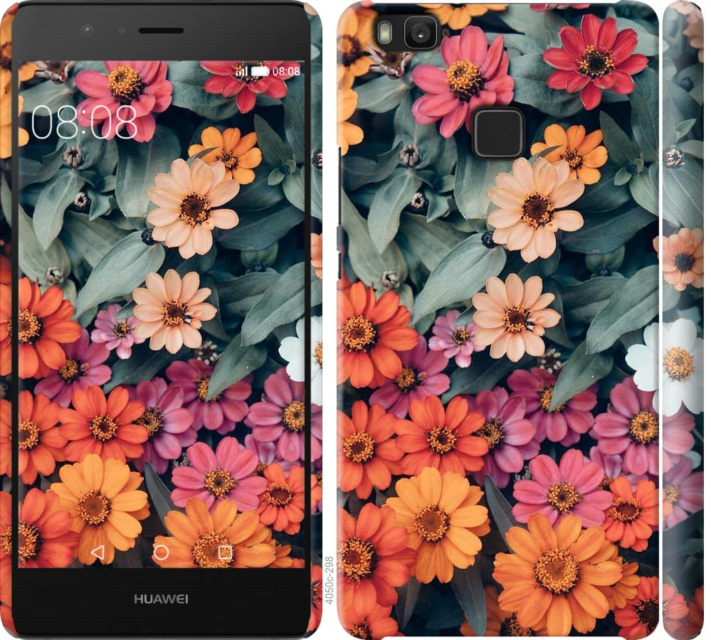 Чехол на Huawei P9 Lite Beauty flowers