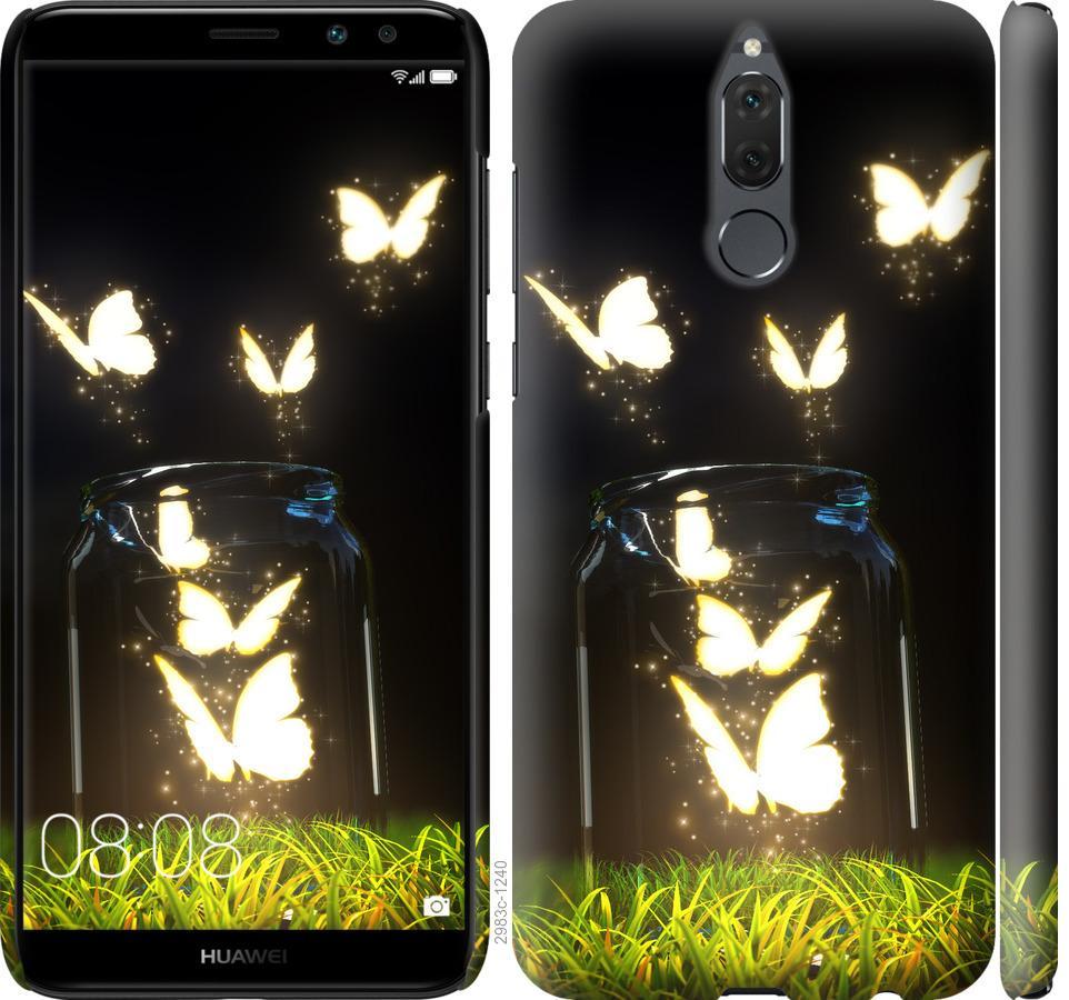 Чехол на Huawei Honor 9i Бабочки