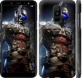 Чехол на Samsung Galaxy A6 Plus 2018 Рыцарь