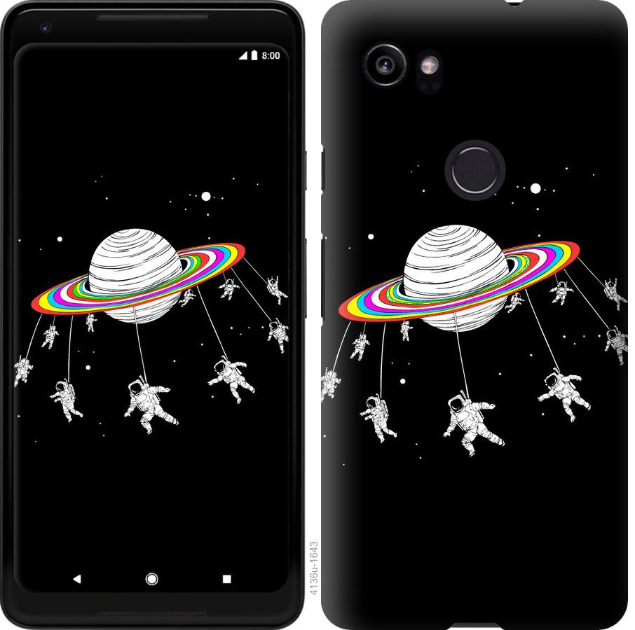 Чохол на Google PixeL 2 XL Місячна карусель