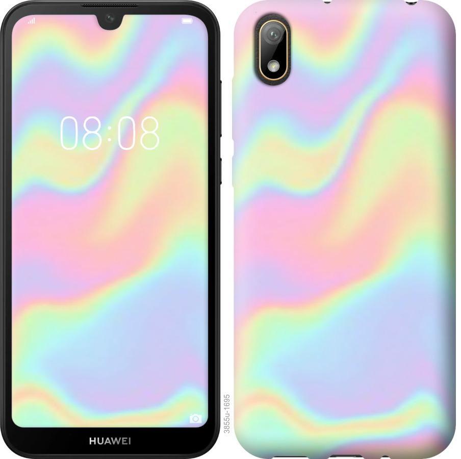 Чехол на Huawei Y5 2019 пастель