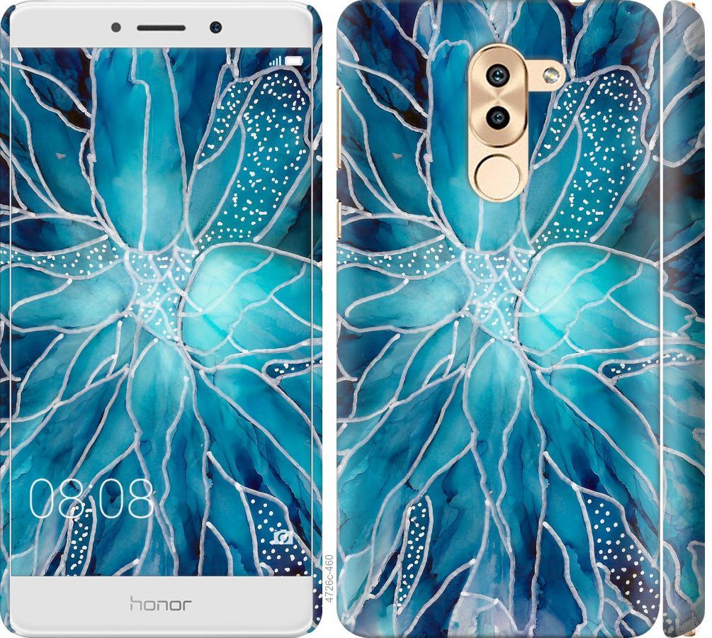 Чехол на Huawei Mate 9 Lite чернило