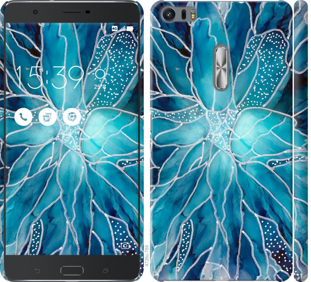 Чохол на Asus Zenfone 3 Ultra ZU680KL чорнило