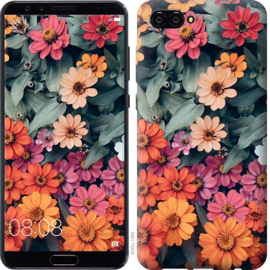 Чехол на Huawei Nova 2S Beauty flowers