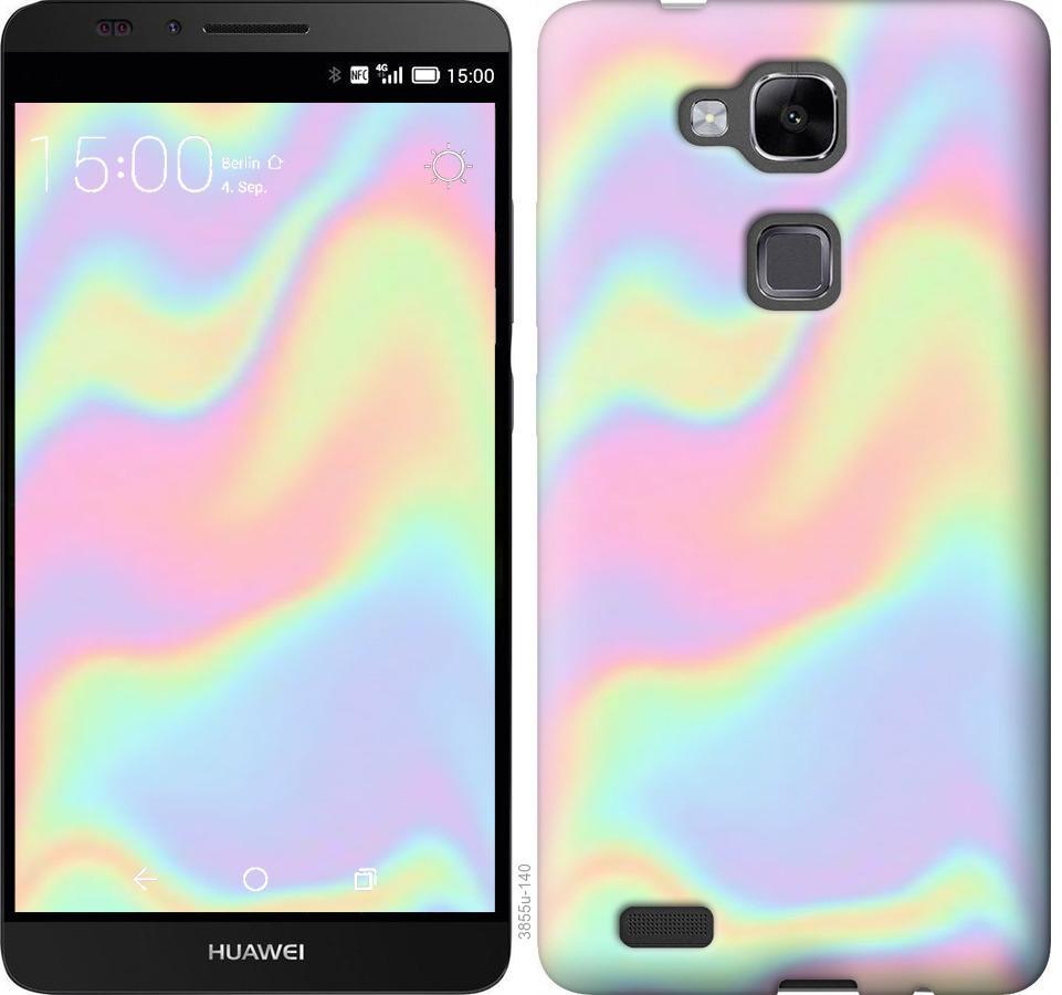 Чехол на Huawei Ascend Mate 7 пастель