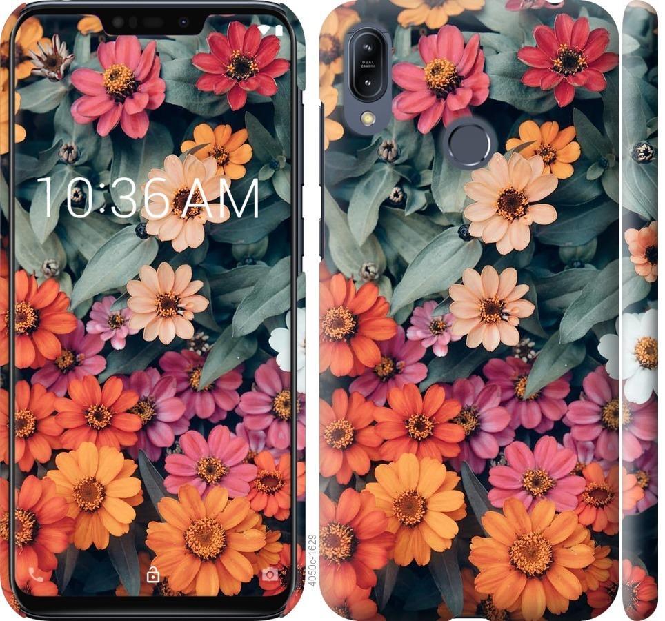 Чехол на Asus Zenfone Max M2 ZB633KL Beauty flowers