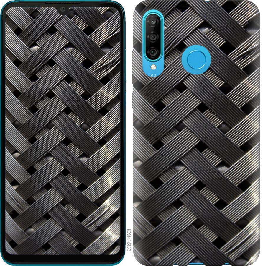 Чехол на Huawei Honor 10i Металлические фоны
