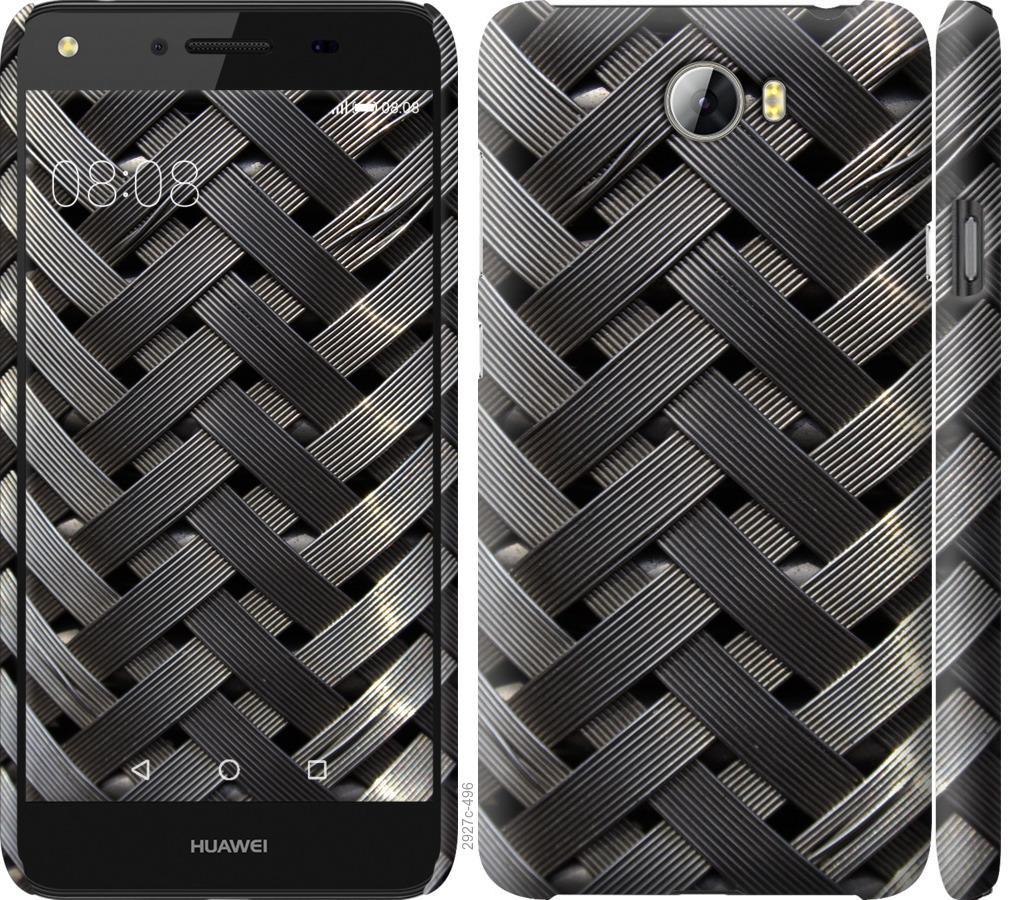 Чехол на Huawei Y5 II Металлические фоны