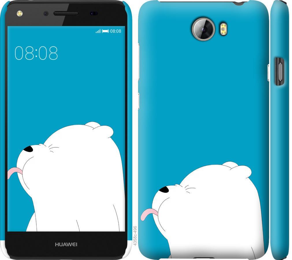 Чехол на Huawei Y5 II Мишка 1