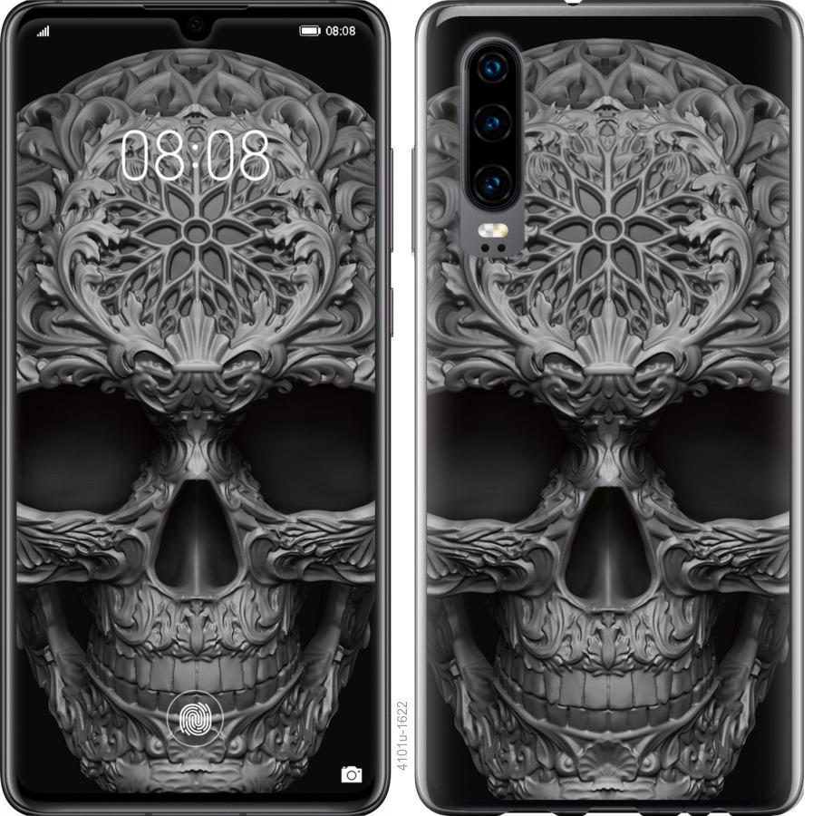 Чехол на Xiaomi Mi 9 SE skull-ornament