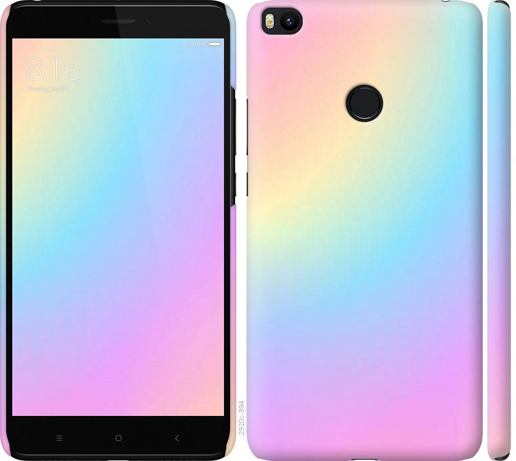 Чехол на Xiaomi Mi Max 2 Радуга 2