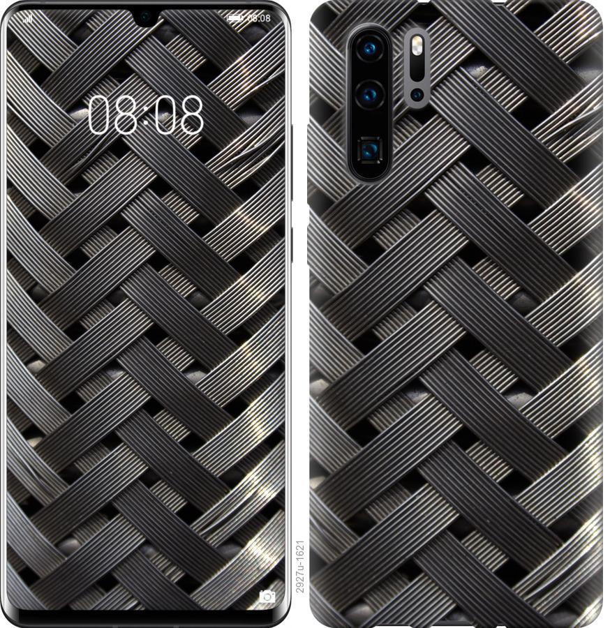Чехол на Huawei Nova 6SE Металлические фоны