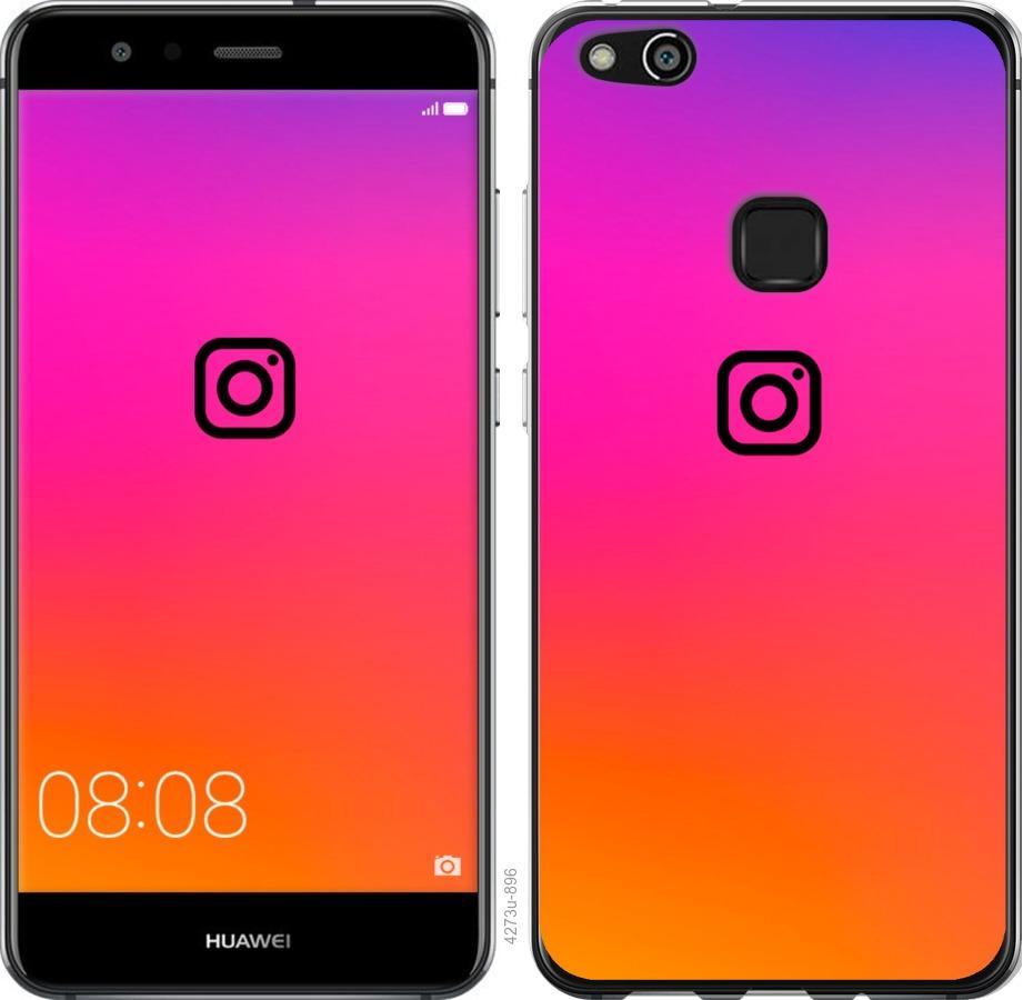 Чехол на Huawei P10 Lite Instagram