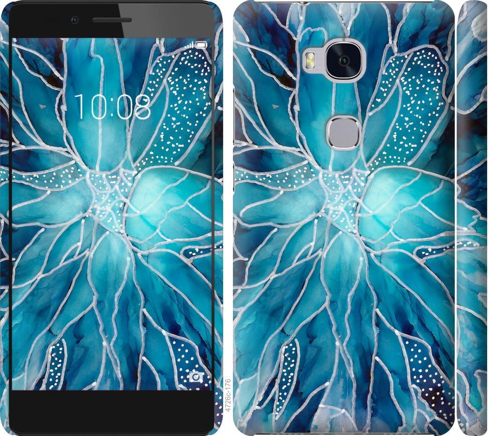 Чехол на Huawei Honor 5X чернило