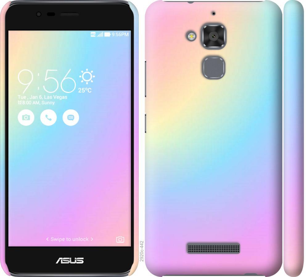 Чохол на Asus Zenfone 3 Max ZC520TL Веселка 2