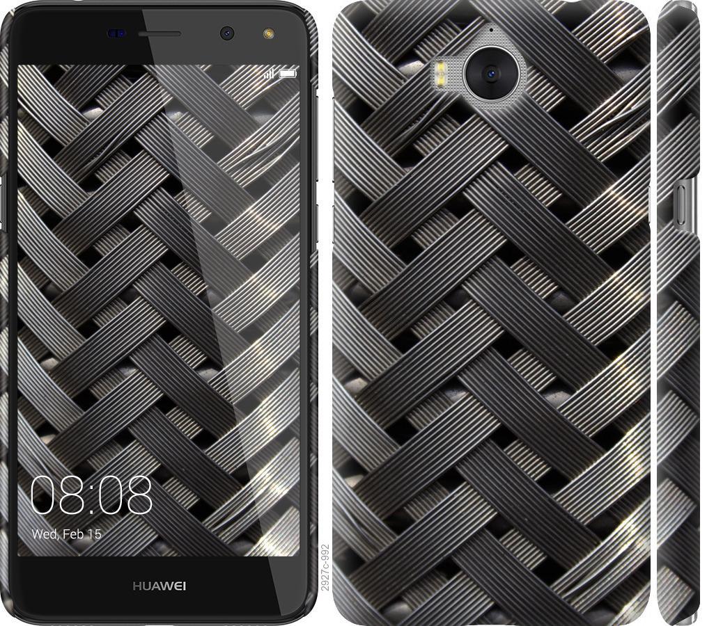 Чехол на Huawei Y5 2017 Металлические фоны