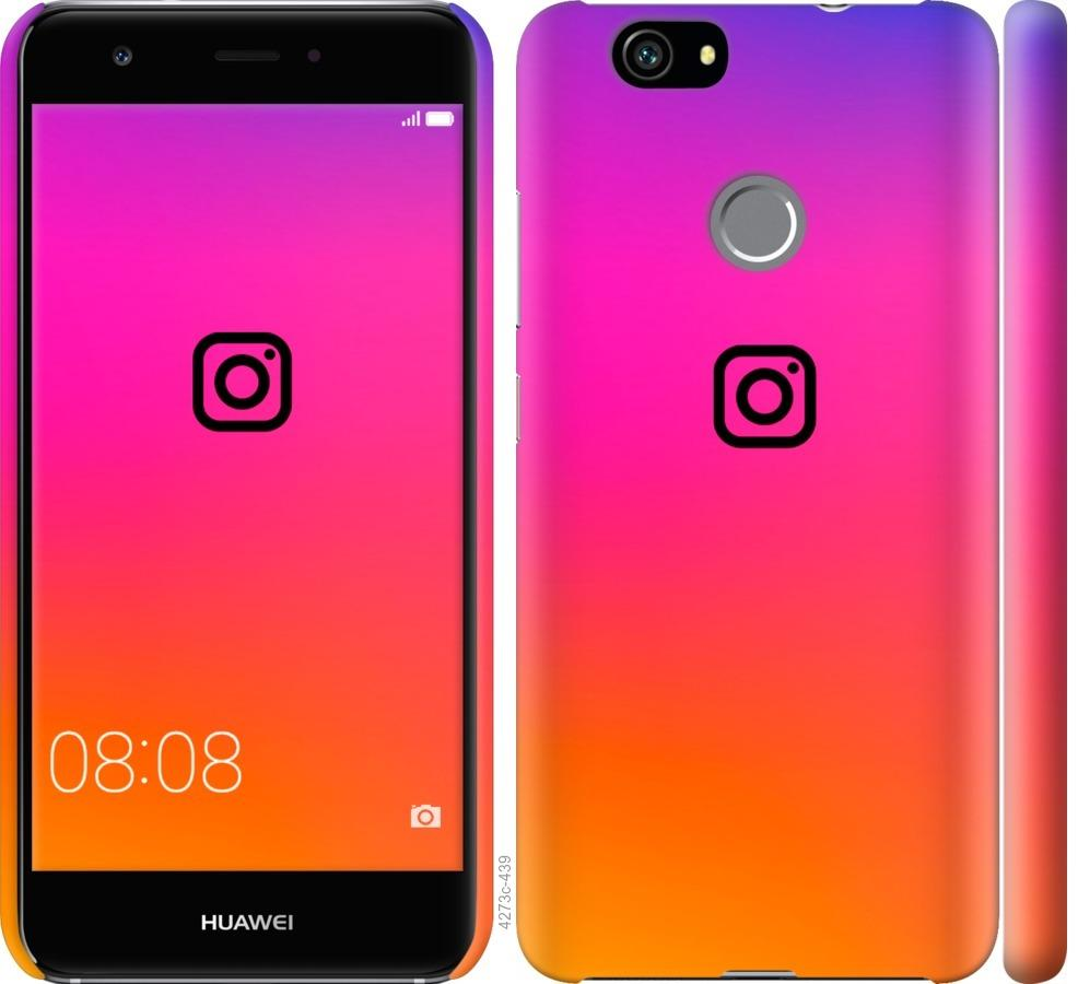 Чехол на Huawei Nova Instagram