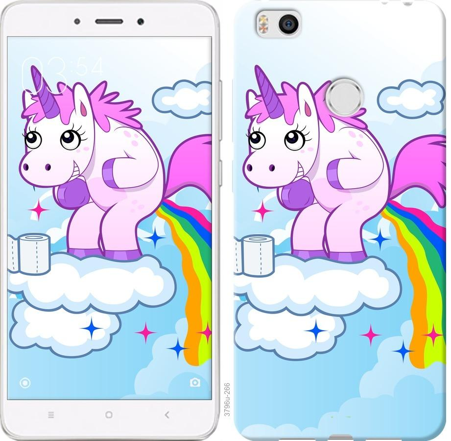 Чехол на Xiaomi Mi4s Единорожка