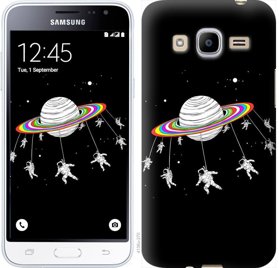 Чехол на Samsung Galaxy J2 (2016) J210 Лунная карусель