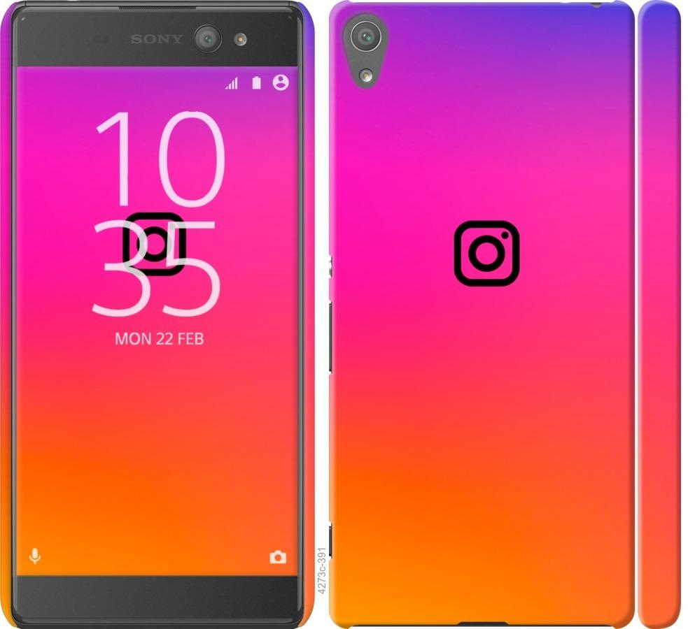 Чехол на Sony Xperia XA Ultra Dual F3212 Instagram