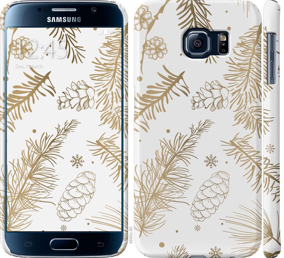 Чохол на Samsung Galaxy S6 G920 Зимовий
