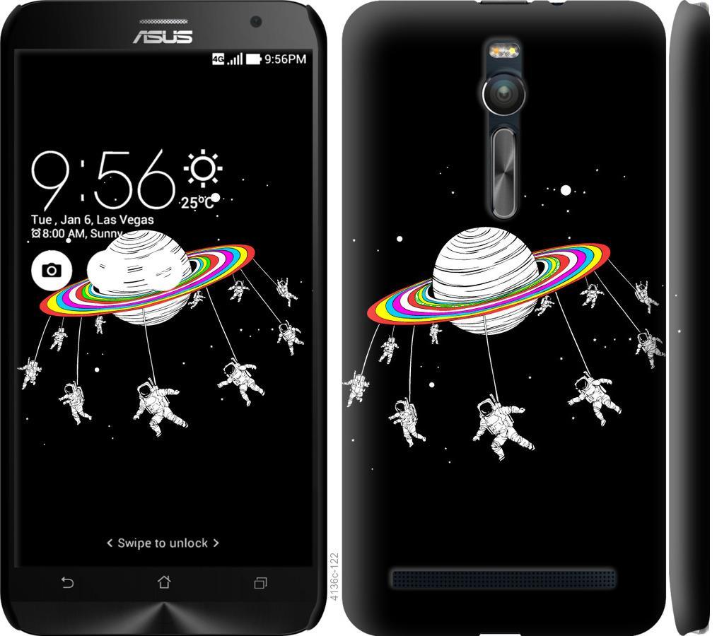 Чехол на Asus Zenfone 2 ZE551ML Лунная карусель